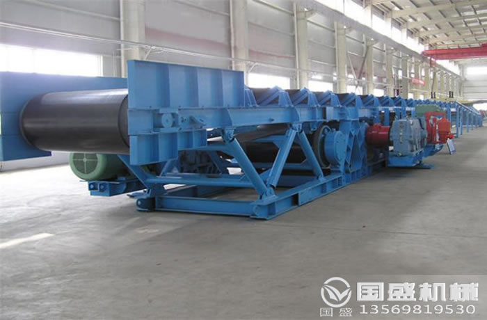 煤矿yong皮dai机厂家